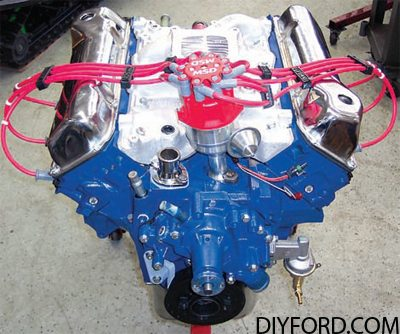 Definitive Guide on Tuning Your Ford 351 Cleveland Engine by