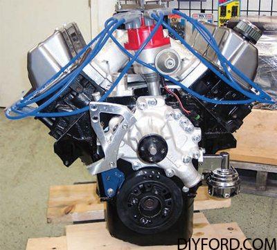 Building 351 Cleveland Power: 400 Horsepower Build 13