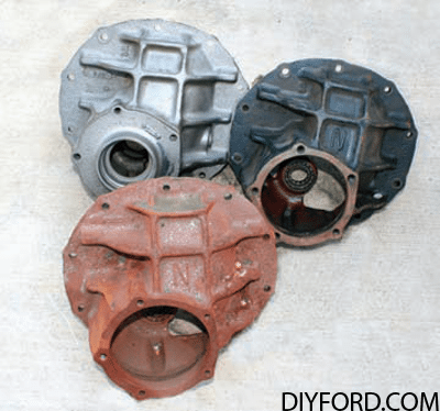 Ford Axle History and Identification: Ford Differentials 14