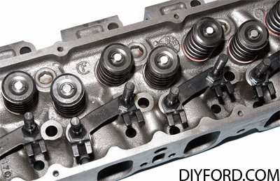 351 Cleveland Cylinder Heads Guide: Factory Iron Heads