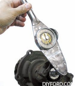 Ford 9 Inch Differential Guide: Third-Member Assembly 16