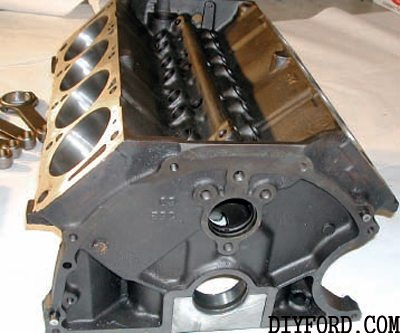 How to Choose a Ford FE Engine Block 16