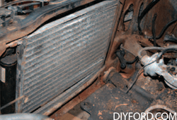 Rebuild Your Big-Block Ford - Remove Engine Step by Step 17
