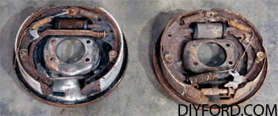Ford Axle History and Identification: Ford Differentials 18