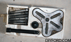 Ultimate Big-Block Ford Engine Disassembly Guide - Step by Step 19