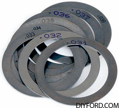 Ring Gear Spacer
