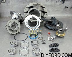Ford 9 differential parts