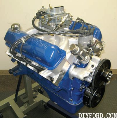 Ford FE Engines: The Complete History