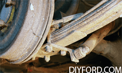 Ford Axle Removal: Complete Step by Step Instructions 2
