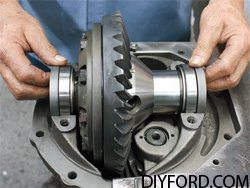 Ford 9 Inch Differential Guide: Third-Member Assembly 26