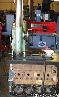 How to Machine the Cylinder Block for Your Big-Block Ford Engine Rebuild 2