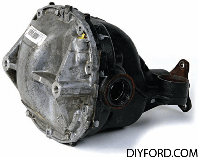 Ford Axle History and Identification: Ford Differentials 29