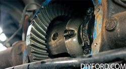 Ford 8.8 Inch Axle Disassembly and Inspection Guide - Step by Step 2