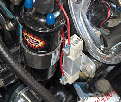 Diy Ford: Ford 351 Cleveland Engine Breaker-Point Ignition ...
