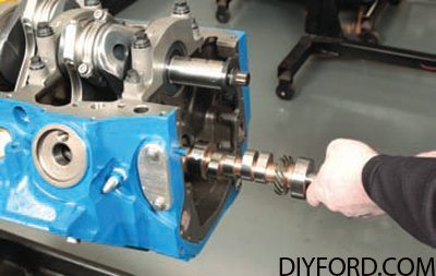 How to Build a 500 Horsepower Ford 351 Cleveland Engine 3
