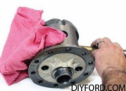 Ford 8.8 Inch Axle Disassembly and Inspection Guide - Step by Step 3