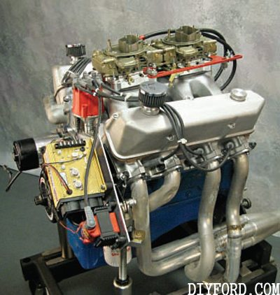 Ford FE Engines: The Complete History 3