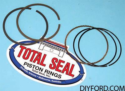 Ford 351 Cleveland Rotating Assembly Guide: Pistons