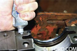 How to Install the Camshaft in Your Ford Big Block Engine