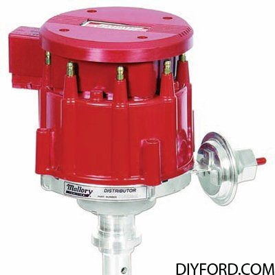 DIY Ford - 351 Cleveland Ignition Guide: Distributor Sources