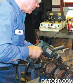 How to Machine the Cylinder Block for Your Big-Block Ford Engine Rebuild 6