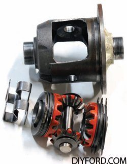 Ford 8.8 Inch Axle Disassembly and Inspection Guide - Step by Step 6