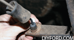 Ford Axle Removal: Complete Step by Step Instructions 6