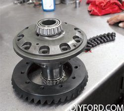 DIY Ford - Ford 9 Inch Differential Guide: Third-Member Assembly