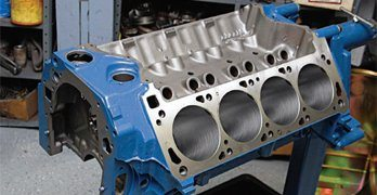Ford 351 Cleveland Engines: Block Identification Guide