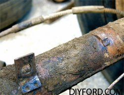 Ford Axle Removal: Complete Step by Step Instructions 7