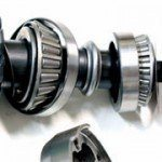 Ford 8.8 Inch Axle Assembly: Ring and Pinion Gear Set