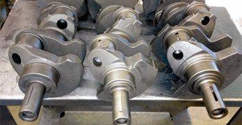 Ford 351 Cleveland Engines: Crankshaft Guide
