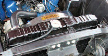 Ford Small-Block Engine Interchange Guide: Cooling System