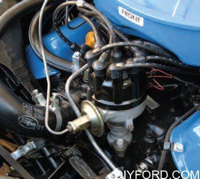 Ford Small-Block Ignition, Starting, and Charging Interchange