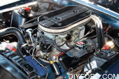 Ford Big-Block Engine Parts Interchange Specifications