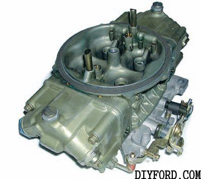 Ford FE Engine Fuel Systems: The Ultimate Guide by DIY Ford