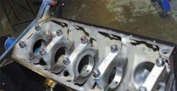 Ford Big-Block Engine Cylinder Block Interchange Guide