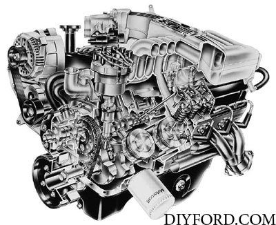 Ford Small-Block Engine Parts Interchange Specifications 14