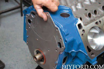 Ford Small-Block Engine Interchange Guide: Cylinder Block 15