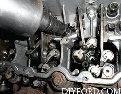 Ford Power Stroke 6.0L Engine Removal and Disassembly g1