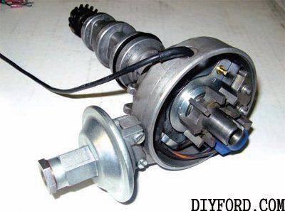 Ford FE Engine Ignition Systems Guide