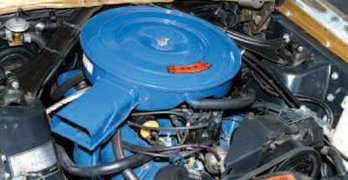 Ford Small-Block Engine Parts Interchange Specifications