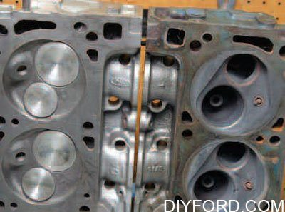 Ford Cylinder Heads and Valvetrain Interchange: Small-Block 21