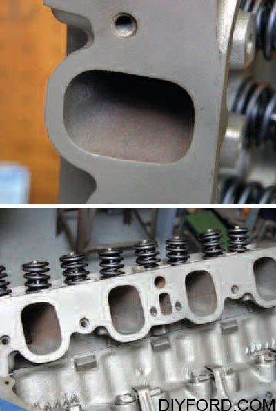 Ford Cylinder Heads and Valvetrain Interchange: Small-Block 22