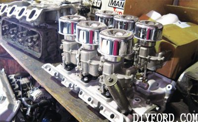 Ford FE Engine Intake Manifolds: The Ultimate Guide 24