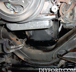 Ford Power Stroke 6.0L Engine Removal and Disassembly d2