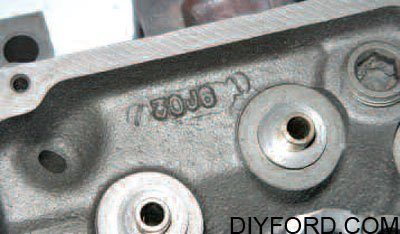 Ford Cylinder Heads and Valvetrain Interchange: Small-Block 25