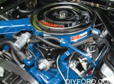 Ford Big Block Engine Parts Interchange Specifications