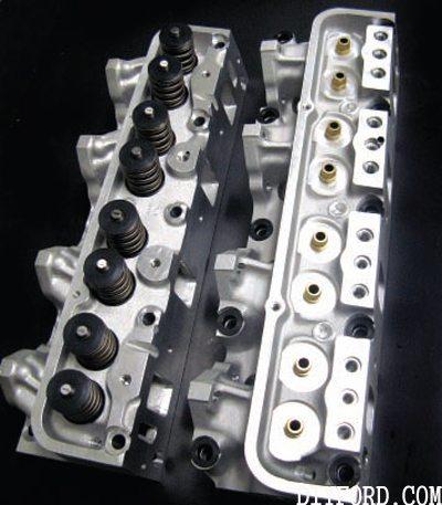 Ford FE Engine Eldelbrock Heads: How to Choose? 3