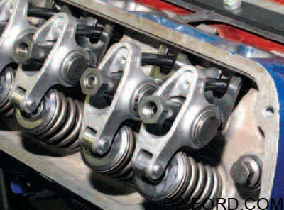 Ford Cylinder Heads and Valvetrain Interchange: Small-Block 33